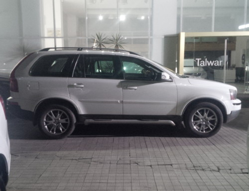 Volvo XC90 D5 AWD –  2009 – 1,52,000 kms